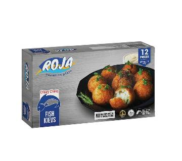 Roja Fish Kieves- Cheezy Cheezy - 240 gm