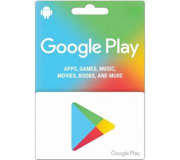 10 USD Google Play Gift Card - US Region - Email Delivery