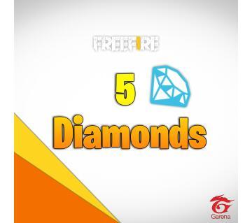 5 Diamonds Topup