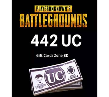 442 uc Direct Top Up