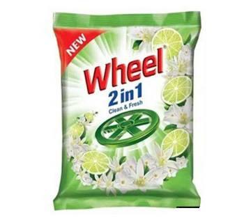 WHEEL 2 IN 1 WASHING POWDER -1 KG