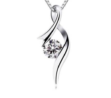 silver color retro hollow pendant necklaces for women