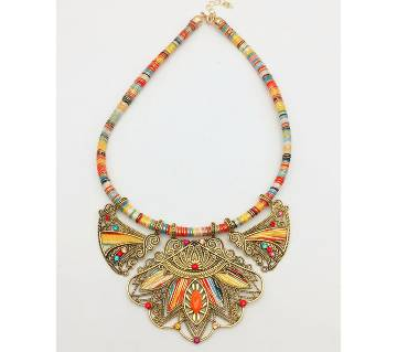 cute multicolor Bohemia party necklaces for women for women