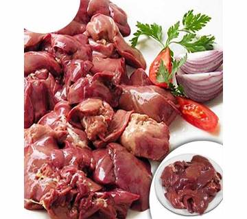 Cow Liver (Mixed)  - 1Kg