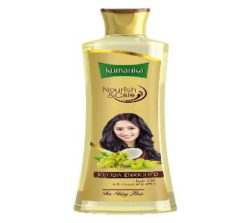 Nourish & Care Hair Oil 200Ml-Kumarika BD