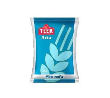 Teer Atta 2 kg Pack-(5% VAT Included on Price)-2400057
