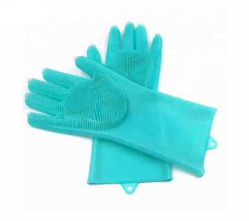 Multipurpose Kitchen Hand Gloves-(5% VAT Included on Price)-3812711