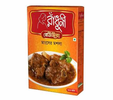 Radhuni Meat Curry 100 gm-(5% VAT Included on Price)-2700066