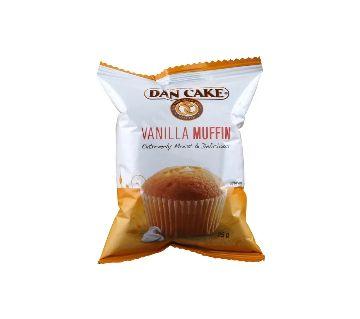 Dan Cake Vanilla Muffin 25g-(5% VAT Included on Price)-2808764