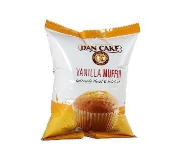 Dan Cake Vanilla Muffin 50g-(5% VAT Included on Price)-2808765