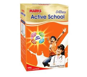 Marks Active School 400g(BIB)-(5% VAT Included on Price)-2500287