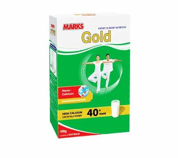 Marks Gold Low Fat Milk Powder 400g-(5% VAT Included on Price)-2500771
