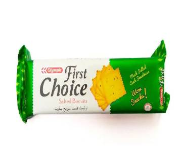 Olympic First Choice Salted Biscuits 100-(5% VAT Included on Price)-2811439