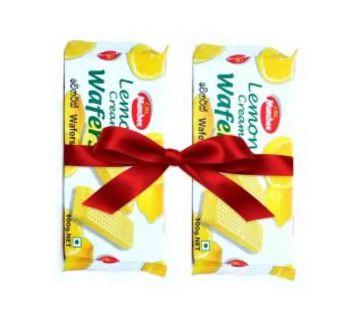 CBL Munchee Lemon Wafer 50g (BOGOF)-(5% VAT Included on Price)-2814784