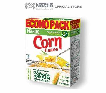 Nestle Corn Flakes 275 gm BIB-(5% VAT Included on Price)-2800072