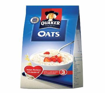 Quaker Oats Poly Pack 500g-(5% VAT Included on Price)-2810688