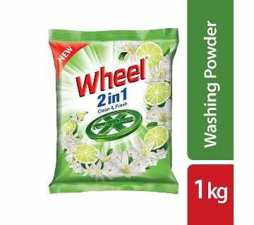 Wheel Clean&Fresh 2in1 D.Powder 1kg-(5% VAT Included on Price)-2603357