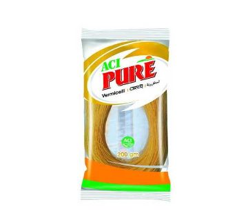ACI Pure Vermicelli 200 gm-(5% VAT Included on Price)-2801784