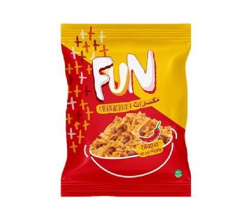 Fun Chanachur Hot&Spicy 350 Gm-(5% VAT Included on Price)-2800858