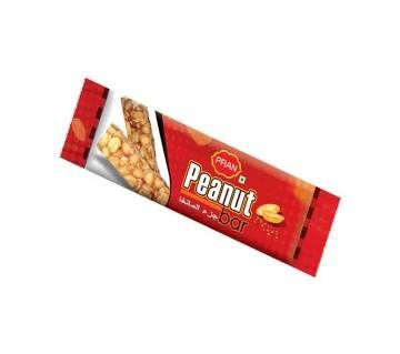 Pran Peanut Bar Pack 30g-(5% VAT Included on Price)-2805698