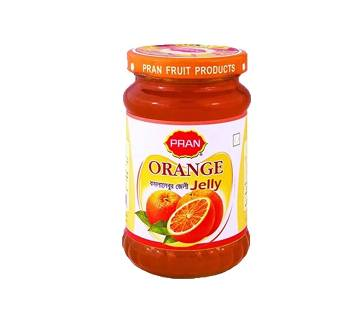 Pran Orange Jelly 500gm-(5% VAT Included on Price)-2800376