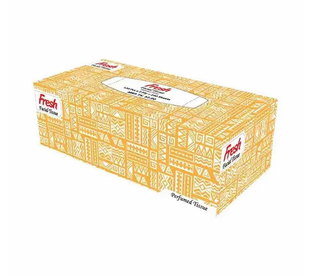 ফ্রেশ ফেসিয়াল টিস্যু পারফিউমড120pcs X 2 ply-(5% VAT Included on Price)-2603437 বাংলাদেশ - 1138852