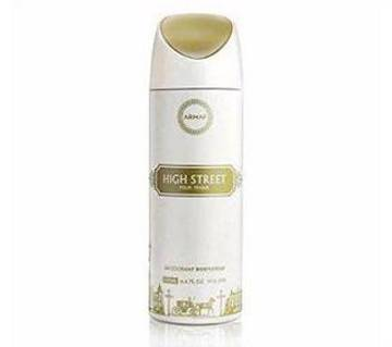 Armaf High Street Body Spray 200ml-(5% VAT Included on Price)-3005790