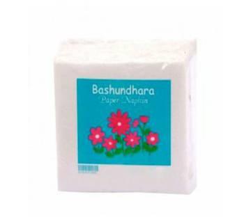 "B.dhara Paper Napkin 13""x13"" 1plyx80pcs-(5% VAT Included on Price)-2600070"