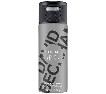 David Beckham Homme Deo.Body Spray 150ml-(5% VAT Included on Price)-3011437
