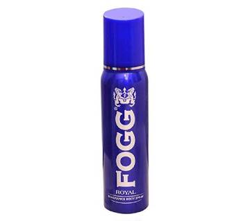 Fogg Royal Fragrance Body Spray 120ml-(5% VAT Included on Price)-3004889