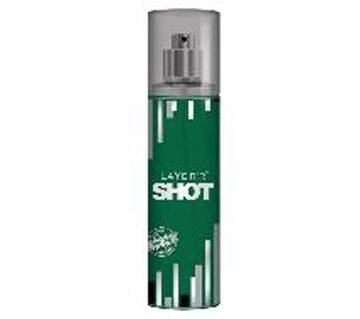 Layer Shot Royal Jade Body Spray 135ml-(5% VAT Included on Price)-3010147