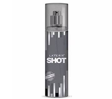 Layer Shot Power Body Spray 135ml-(5% VAT Included on Price)-3010903
