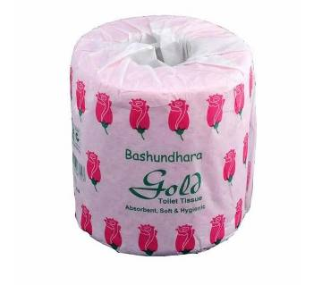B.dhara Toilet Tissue (Gold)-(5% VAT Included on Price)-2600080