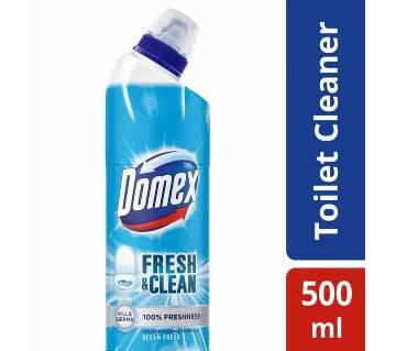 Domex Ocean Fresh Toilet Cleaner 500ml-(5% VAT Included on Price)-2603725