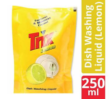 Trix Liquid - 250 ml Lemon-(5% VAT Included on Price)-2600105