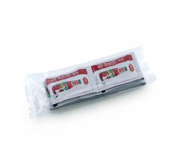 Pran Hot Tomato Sauce Sachet 10gm*10pcs-(5% VAT Included on Price)-2700329