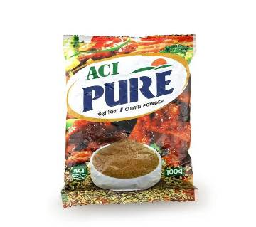 Aci Pure Jeera Powder 100 gm-(5% VAT Included on Price)-2700133