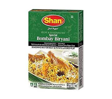 Shan Special Bombay Biryani 60g-(5% VAT Included on Price)-2701857