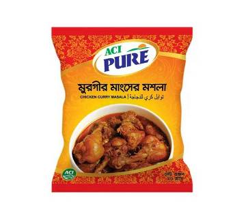 ACI Pure Chicken Curry Masala 20gm-(5% VAT Included on Price)-2701695