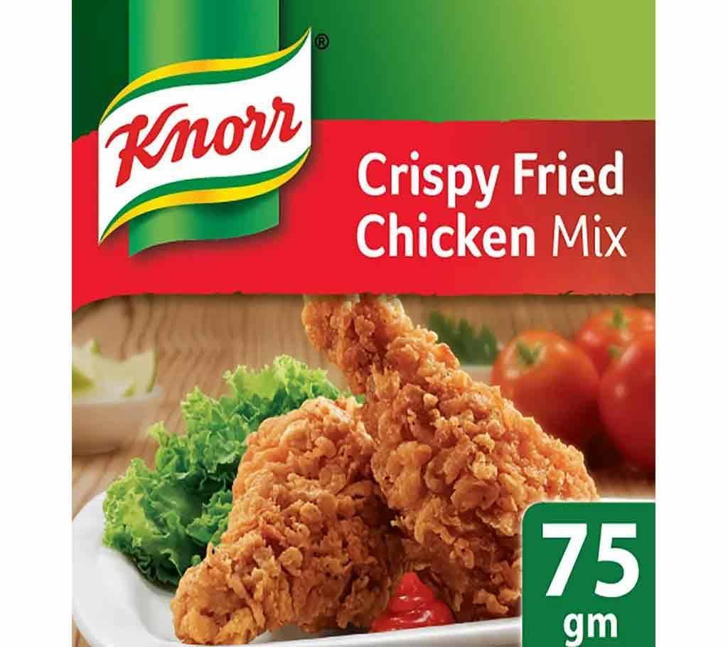Knorr ক্রিসপি ফ্রায়েড চিকেন মিক্স 75g-(5% VAT Included on Price)-2702683 বাংলাদেশ - 1138982