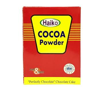 Haiko Cocoa Powder 100gm-(5% VAT Included on Price)-2700237