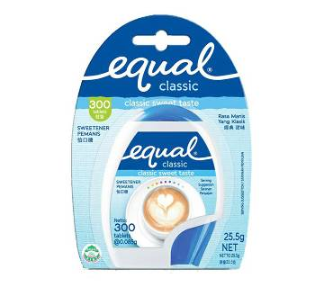 Equal Tablets 300-(5% VAT Included on Price)-2800553