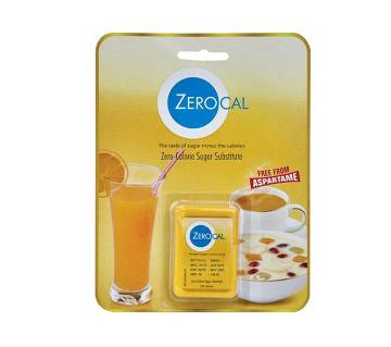 Zerocal Tablet 100`s-(5% VAT Included on Price)-2801344