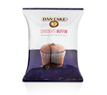 Dan Cake Chocolate Muffin 25g-(5% VAT Included on Price)-2808766