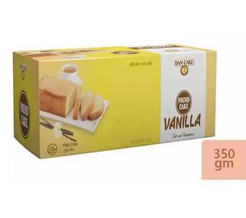 Dan Cake Vanilla Pound Cake 350±30g-(5% VAT Included on Price)-2811461