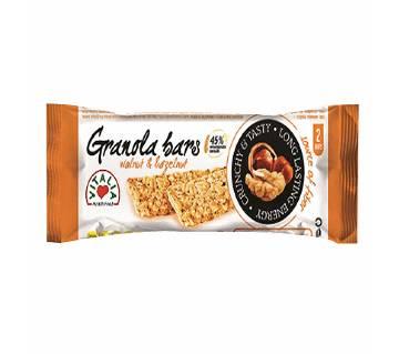 Vitalia Granola Bars W.&Hazelnut 35g-(5% VAT Included on Price)-2811247