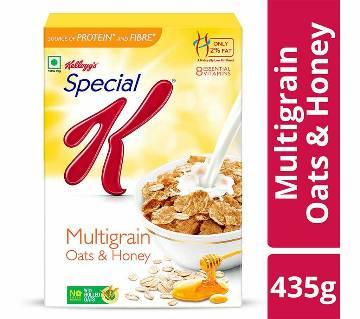 Kelloggs Special K Multigrain&Honey 435g-(5% VAT Included on Price)-2811884