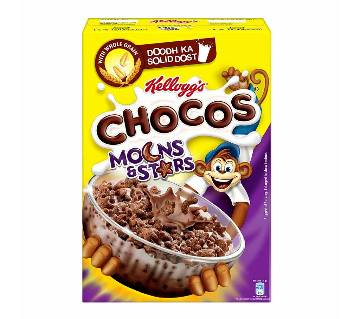 Kelloggs Chocos Moons&Stars 350g-(5% VAT Included on Price)-2811753