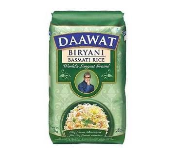 Daawat Biryani Basmati Rice 1kg-2400795