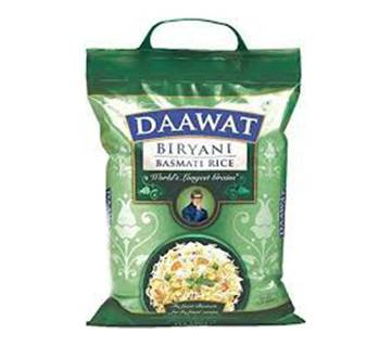 Daawat Biryani Basmati Rice 5 Kg-2400936
